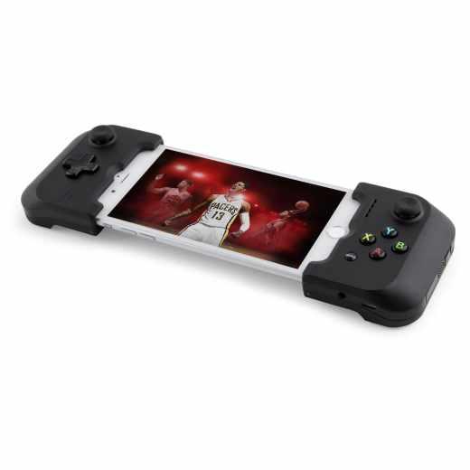 Gamevice Controller GV157 Apple iPhone Joystick Lightning Controller schwarz - sehr gut