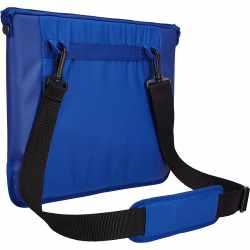 Case Logic Intrata Laptop Schutzhülle Schultertasche für Notebook 14 Zoll blau- neu