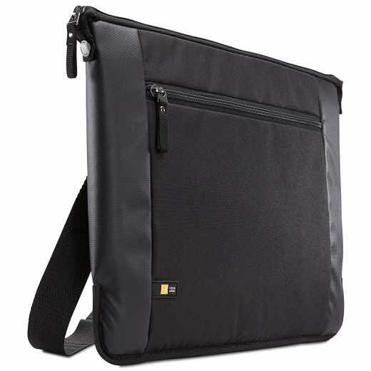 Case Logic Intrata LaptopSchutzhülle Schultertasche für Notebook 39,62 cm-15,6 Zoll schwarz- neu