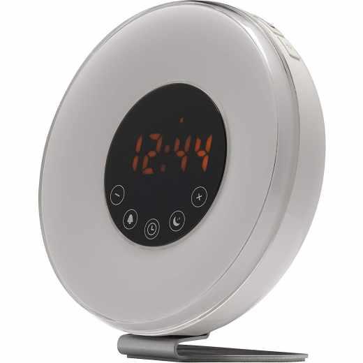 Denver Clockradio CRL-340 Wake Up Light Wecker mit Sonnenaufgangssimulation - sehr gut