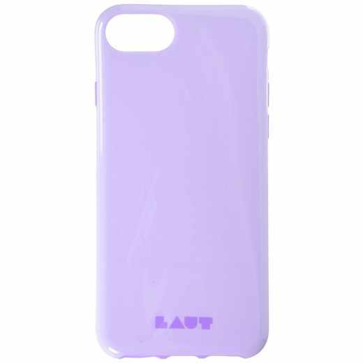 LAUT Huex Schutzhülle für iPhone 7 Case TPU-Hülle violet - neu