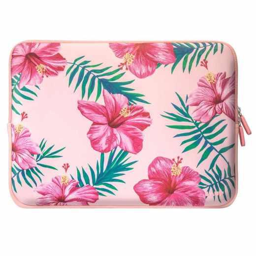 LAUT Pop Exotic Schutzhülle für MacBook Pro 13 Zoll rosa