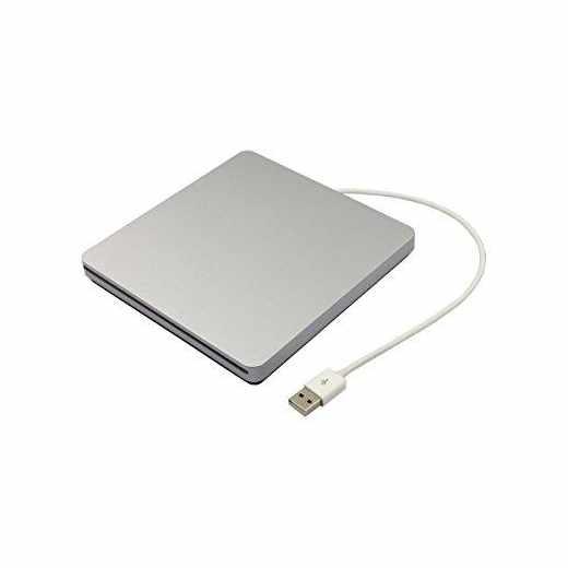 LMP Gehäuse für DVD-Laufwerk USB-2 Case für MacBook Pro Leergehäuse - sehr gut