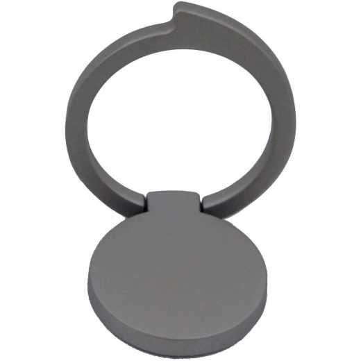 Networx Ringo Komma Ringhalterung für Smartphone Ständer grau - neu