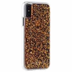 Case Mate Karat Schutzhülle für iPhone X Case Handyhülle gold - neu
