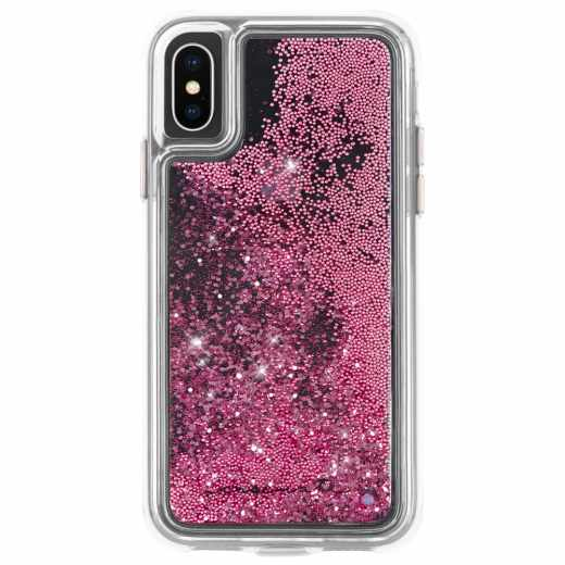 Case Mate Waterfall Schutzhülle für iPhone X rose gold - neu