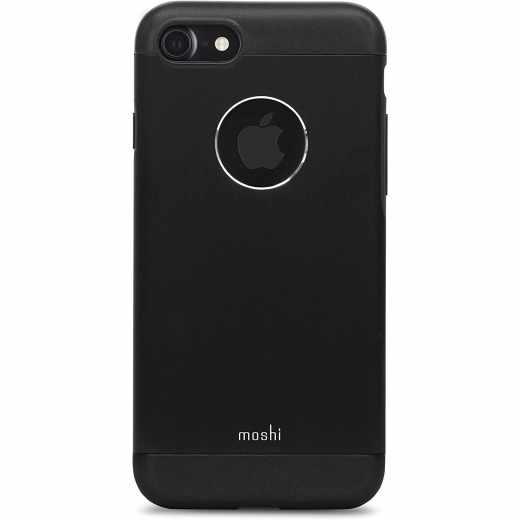 moshi Armour Case Schutzhülle iPhone 7 schwarz - neu