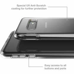 Gear4 Crystal Palace Galaxy S10e Handyhülle Schutzhülle Case transparent - neu