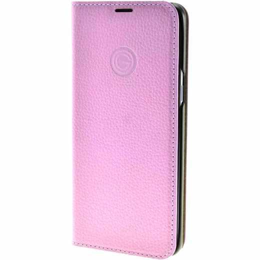 Mike Galeli Book Case für Galaxy S9 Schutzhülle Lavender lila - neu
