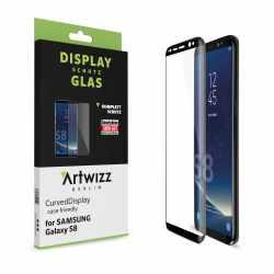 Artwizz CurvedDisplay Schutzglas Samsung Galaxy S8...