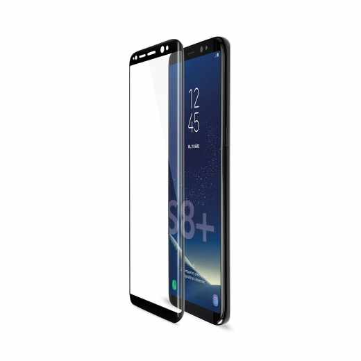 Artwizz CurvedDisplay Schutzglas Samsung Galaxy S8 Plus klar - neu