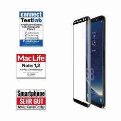 Artwizz CurvedDisplay Schutzglas Samsung Galaxy S8 Plus...