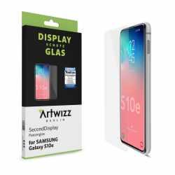 Artwizz SecondDisplay Schutzglas Samsung Galaxy S10 klar - neu