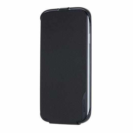 Anymode Flip Case Klappledertasche Samsung Galaxy S4 schwarz - neu
