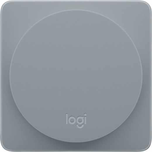 Logitech Pop Zusatzschalter Schalter HomeKit alloy grau