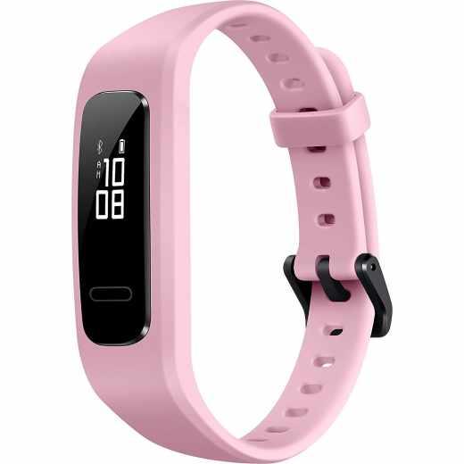 Huawei Band 3e Fitness Armband Tracker Fitnesstracker pink - sehr gut
