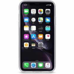 Artwizz Bumper SecondBack Set iPhone XR Schutzrahmen und Rückseiten Schutzglas - neu