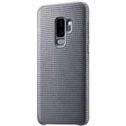 Samsung Hyperknit Cover Schutzhülle für Galaxy S9+ Handyhülle grau