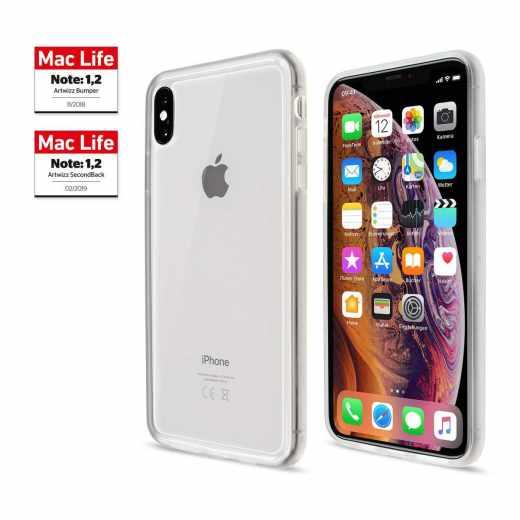 Artwizz Bumper Schutzhülle für iPhone XS Max transparent - neu