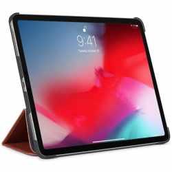 Decoded Slim Cover Leder Schutzhülle für iPad Pro Tablet Hülle 11Zoll braun - neu