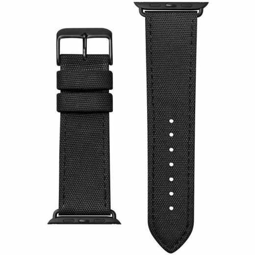 Laut Technical Armband 38/40 mm Nylon Armband Apple Watch Smartwatch schwarz - neu