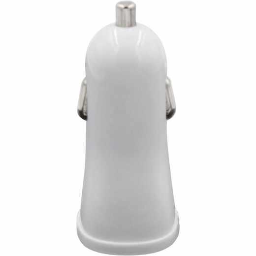 Networx Basic KFZ Ladegerät 2,4A Adapter für Zigarettenanzünder weiß - neu