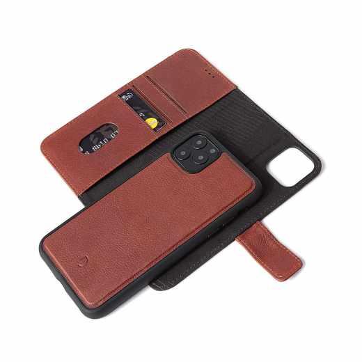 Decoded Detachable Wallet Handyhülle für iPhone 11ProMax Schutzhülle braun - neu