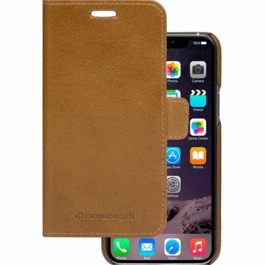 dbramante1928 Lynge Schutzhülle für iPhone 11 Pro Handyhülle braun - neu