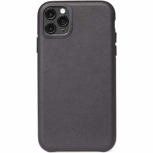 Decoded Backcover Schutzhülle für iPhone 11 Pro schwarz - neu
