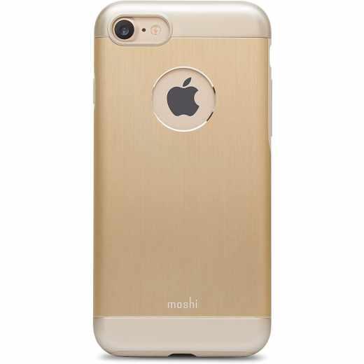 moshi iGlaze Armour Schutzhülle für iPhone 7 Handyhülle gold - neu