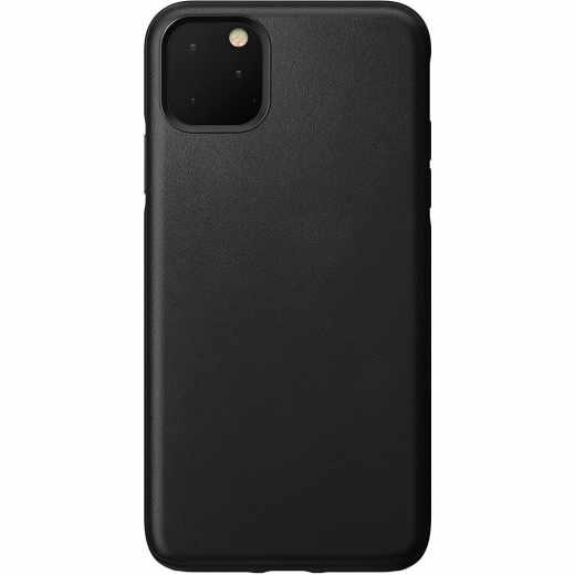 Nomad Rugged Lederschutzhülle für iPhone 11Pro Max Handyhülle schwarz
