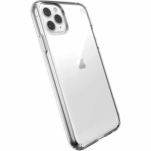 Speck Presidio Stay Schutzhülle für iPhone 11 Pro Max Handyhülle transparent