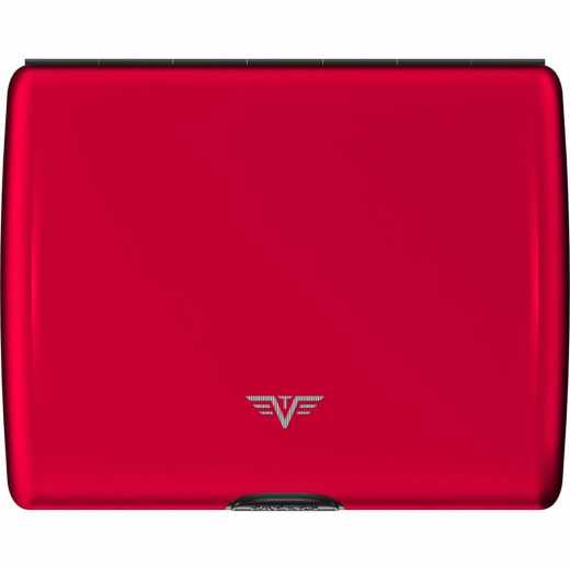Tru Virtu Papers & Cards Silk Brieftasche Etui für Karten RFID Red Pepper rot - neu