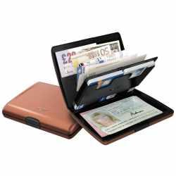 Tru Virtu Wallet Papers & Cards Silk Brieftasche...