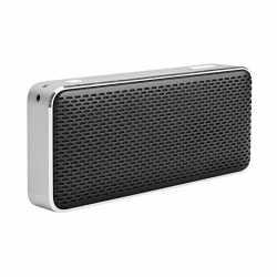 Xqisit Speaker Rose Bluetooth Lautsprecher mit NFC silber...