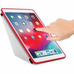 Pipetto Origami Schutzhülle  für iPad Air 10.5 Zoll  (2019) Tablethülle rot