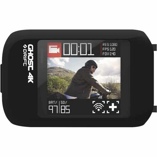 Drift Ghost 4K Module LCD Touch Screen für Action Kamera schwarz - neu