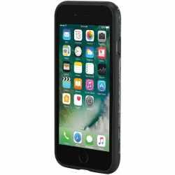 Incase Textured Snap Schutzhülle für iPhone 7 Case Handyhülle schwarz