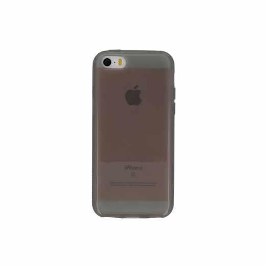 Belkin Backcover Schutzhülle 2 Stk für iPhone 5c schwarz klar - neu