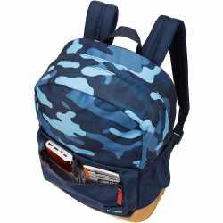 Case Logic Commence Backpack 24L Rucksack blau camouflage