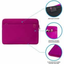 Tucano Top Second Skin Schutzhülle für MacBookPro 2016 15 Zoll pink - neu