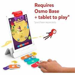 Osmo Coding Jam Lernspiel für Osmo Starterset Ergänsungsspiel Musik Komposition -neu