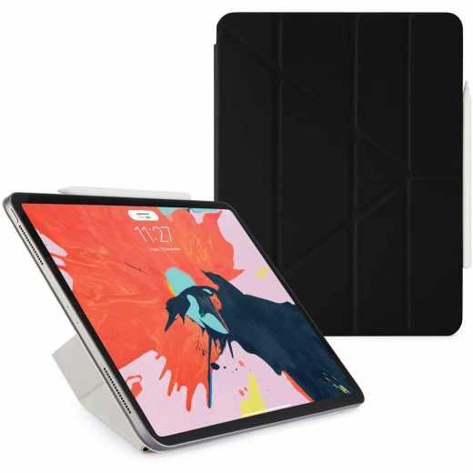Pipetto Origami Folio Schutzhülle für iPadPro 12,9 Zoll 2018 schwarz - neu