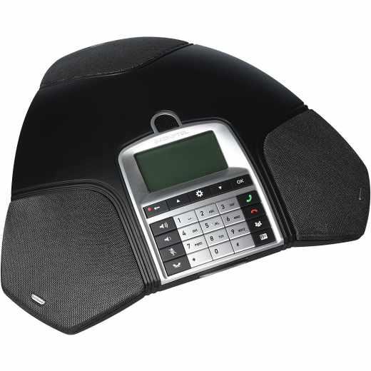 Konftel 250 Konferenztelefon Conference Phone schwarz - neu