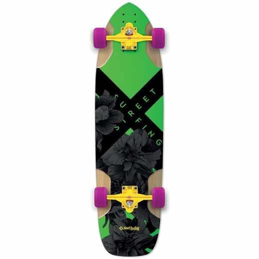 Street Surfing Freeride 36 Skateboard Longboard Freestyle Electra - neu