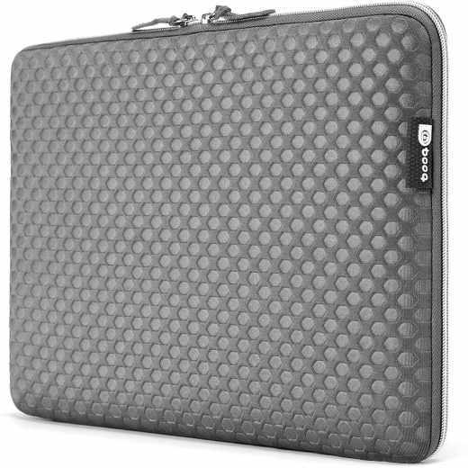 Booq Taipan Sleeve Spacesuit Schutzhülle für MacBook 2016 15 Zoll grau - neu