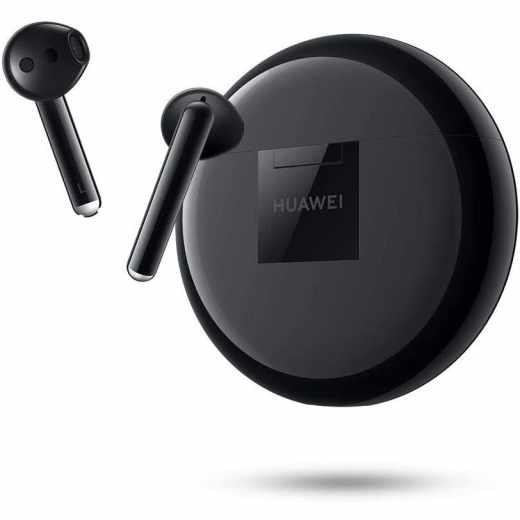 Huawei FreeBuds 3 kabellose Kopfhörer Headset Carbon schwarz - wie neu