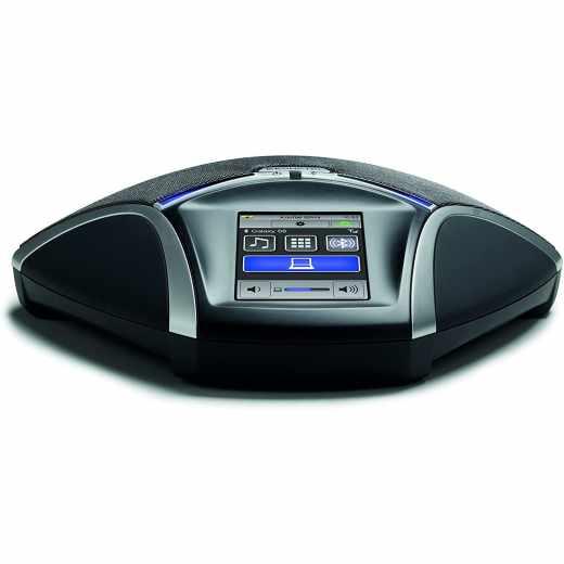 Konftel 55Wx HD Audio Konferenztelefon Freisprechtelefon Conference schwarz - wie neu