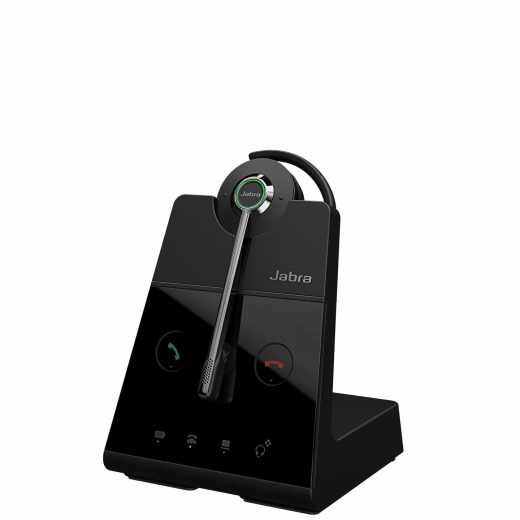 Jabra Engage 65 Convertible Headset mit Ladeschale Wireless Office schwarz - sehr gut
