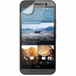 XQISIT Schutzfolie 3Stk für HTC One M9 Displayschutz - neu